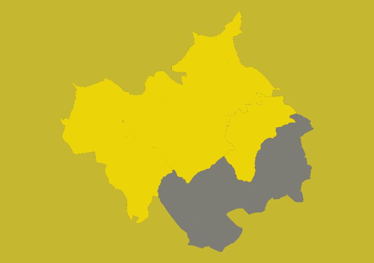 Carte La Roche-sur-Yon Agglomération Vendée